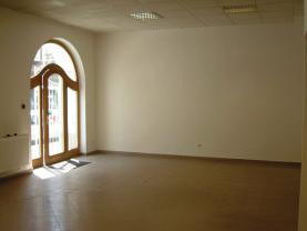Pronájem, obchodní prostory, 278 m2, Praha 3-Žižkov