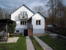 Prodej, rodinný dům, 3+kk, 467 m2, Hořehledy
