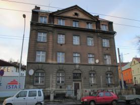 Prodej, nájemní dům, 330 m2, Ústí nad Labem