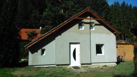 Prodej, chata 2+kk, 40 m2, Malšín