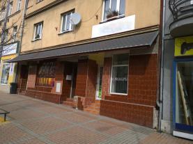 Pronájem, obchodní prostory, 56 m2, Karlovy Vary- Sokolovská