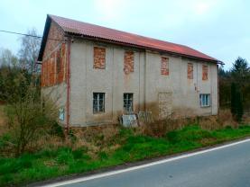 Prodej, rodinný dům, 2442 m2, Hrabišín