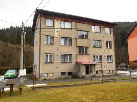 Prodej, byt 3+1, Horní Lomná