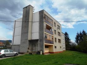 Prodej, byt 3+1, Návsí, ul. Kaštanova