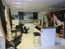 Prodej, kadeřnictví, 40 m2, Kladno