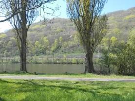 pohled na řeku (Prodej, stavební pozemek, 1683 m2, Ústí nad Labem - Sebuzín), foto 4/6