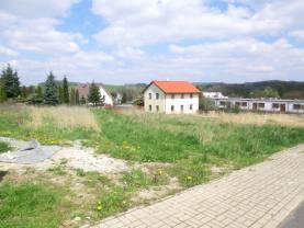 Prodej, stavební parcela, 1677 m2, Chuderov, Ústí nad Labem