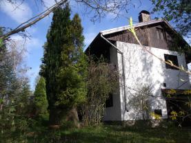 Prodej, chata 4+kk, 350 m2, Boříkovy - Kolinec