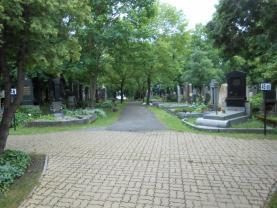 Cesta (Prodej, hrob, Vinohradský hřbitov, Praha 10), foto 3/3