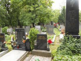 Hrob (Prodej, hrob, Vinohradský hřbitov, Praha 10), foto 2/3