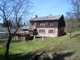 Prodej, rodinný dům, pozemek 3412 m2, Benecko - Mrklov