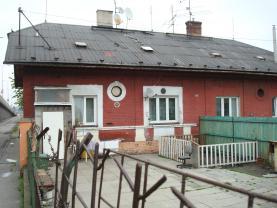 Prodej, rodinný dům 2+1, Ostrava - Vítkovice, ul. Rudná