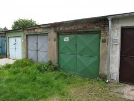 Prodej, garáž, 19 m2, Kladno - Dubí