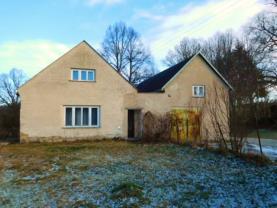 Prodej, rodinný dům 2+1, 884 m2, Vlčetín