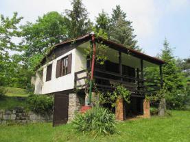 Prodej chata, 350 m2, Milešov - Loužek, okr. Příbram