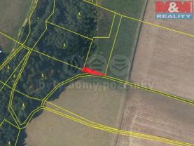 Woodland, 10194 m2, Přerov, Jindřichov