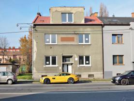 Prodej, nájemní dům s pozemekm, 174 m2, Ostrava, ul. Rudná