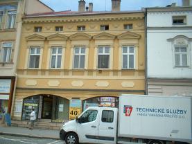 Pronájem, obchodní prostory, 136 m2, Valašské Meziříčí