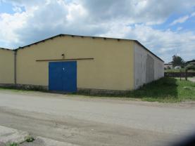 Pronájem, skladová hala, 354 m2, Pardubice - Semtín