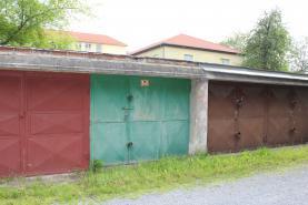 Prodej, garáž, 18 m2, Kladno, ul. Sportovců