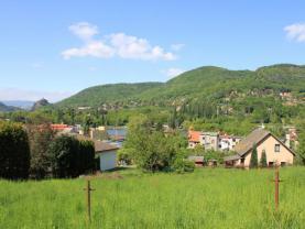 Prodej, stavební pozemek, 1785 m2, Ústí nad Labem - Vaňov