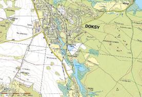 mapa2 (Prodej, pozemek, 35 873m2, Doksy), foto 3/3