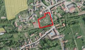Prodej, stavební parcela 6.185 m2, Beřovice