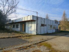 budova s kanceláří (Prodej, pozemek, 57 200 m2 , Korozluky - Sedlec), foto 3/24