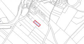 mapa (Prodej, pozemek, 2521 m2, Libomyšl), foto 2/9