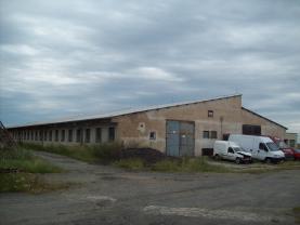 Prodej, sklad, 960 m2, Obora