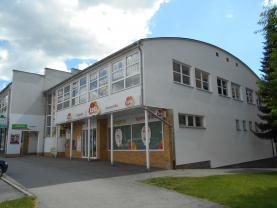 Pronájem, nebytové prostory, 220 m2, Prachatice