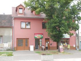 Prodej, nájemní dům, 500 m2, Tuchlovice