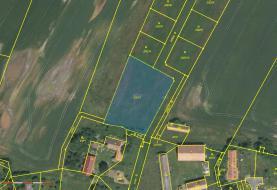 Prodej, stavební parcela, Dolní Ředice