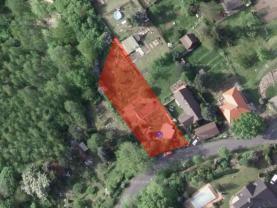 Prodej, stavební pozemek, 991 m2, Ústí nad Labem - Střekov