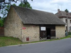 Prodej, stodola, 151 m2, Slaný
