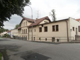 Prodej, restaurace, ubytování, 1095 m2, Český Krumlov