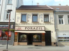 Prodej, komerční objekt, Kladno - Centrum, T. G. Masaryka