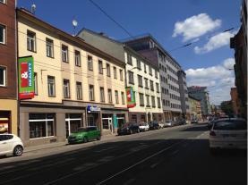 Pronájem, kanceláře, Brno, ul. Milady Horákové