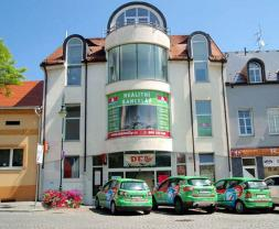 Office facilities for rent, Beroun