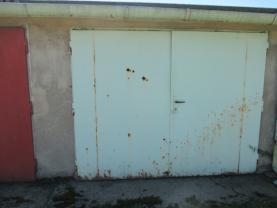Prodej, garáž, 18 m2, Vsetín, ul. Luh