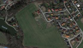 Prodej, pozemek, 20689 m2, Dobřejovice