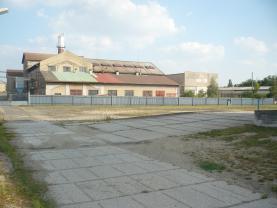 Pronájem, provozní plocha, 15000 m2, Hospozín