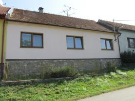 Prodej, rodinný dům 3+1, Heroltice
