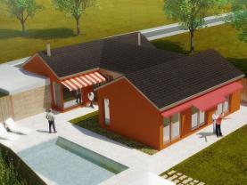 Prodej, rodinný dům 4+1, 837 m2, Březina u Křtin