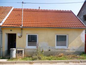 Prodej, rodinný dům 3+1, Hostěnice