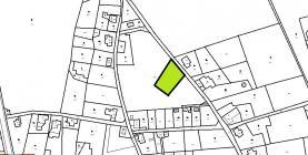 letecký snímek (Prodej, stavební pozemek 1112 m2, Varnsdorf - Studánka), foto 4/7