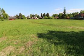 pohled na pozemek  (Prodej, stavební pozemek 9804 m2, Varnsdorf - Studánka), foto 4/9