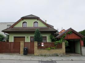 Prodej, rodinný dům 5+1, OV, 954 m2, České Budějovice