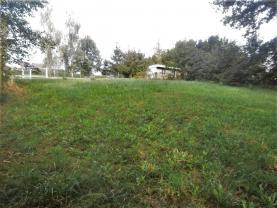 P9230005 (Prodej, stavební parcela, 499 m2, Luby u Klatov), foto 4/8