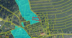 J.Hora 2. (Prodej, stavební pozemek, 618 m2, Jindřichova Hora), foto 2/33